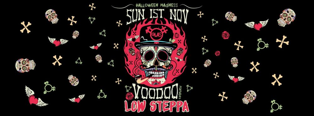 GLAS presents VOODOO