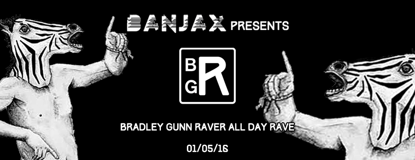 Banjax presents Bradley Gunn Raver all day rave